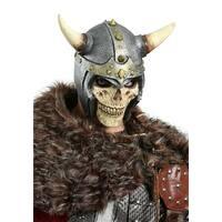 Adult Skeleton Knight Mask