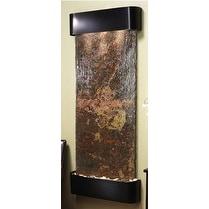 Adagio IFR1504 Inspiration Falls - Rajah Natural Slate Wall Fountain