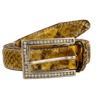Renato Balestra PAREA CLD Genuine Python Ladies Belt