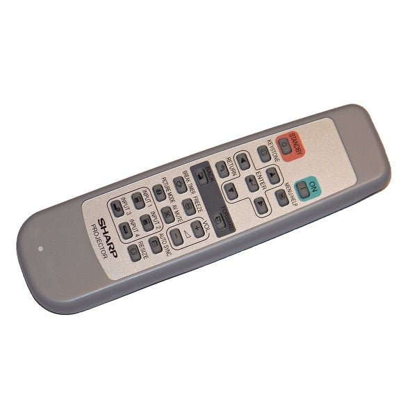 NEW OEM Sharp Remote Control Originally Shipped With XR11XCL, XR-11XCL