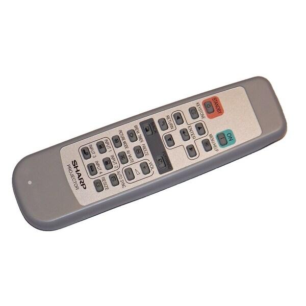 OEM Sharp Remote Control: XGMB50XL, XG-MB50XL, XGMB65X, XG-MB65X, XGMB67X, XG-MB67X