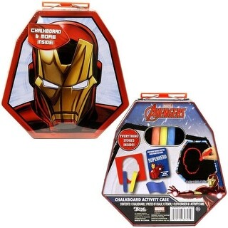 Marvel Ironman Chalkboard Activity Case