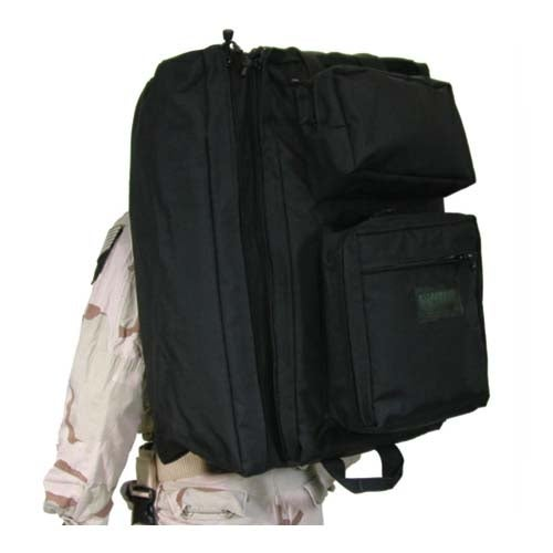 Blackhawk Divers Travel Bag Without Wheels Black 21DT00BK