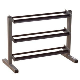 Body-Solid Dumbell Rack - Black