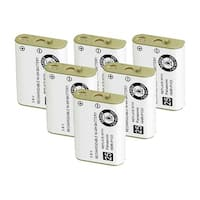 Replacement For AT&T TL26413 Cordless Phone Battery (700mAh, 3.6V, Ni-MH) - 6 Pack