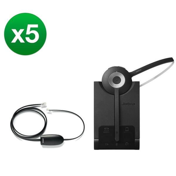 Shop Jabra Pro920 14201 16 5 Jabra Pro 920 Mono Wireless Headset Overstock 20891980