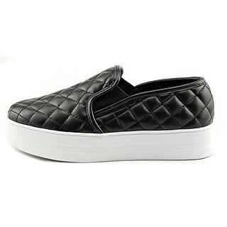 Madden Girl Women's Playaa Round Toe Fashion Sneakers