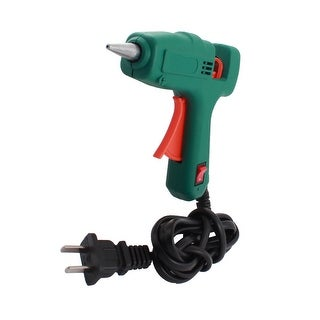 AC 100-240V US Plug 25W Hot Melt Glue Gun w On/off Control Switch