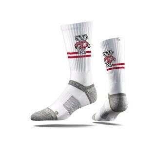 Link to Wisconsin Badgers Moonlight Premium Crew Socks Similar Items in Fan Shop