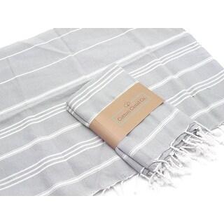 "QUICK DRY %100 Cotton Turkish Bath Beach Towel Generously sized 39""x70"" Turkish Bath Towel Pestemal Pool Yoga Spa"