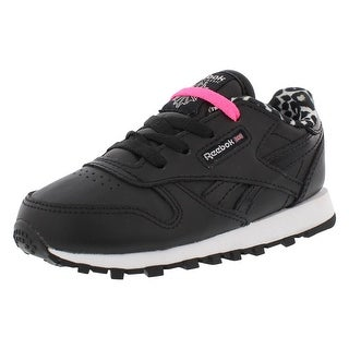 Reebok Classic Leather Classic Girl's Shoes
