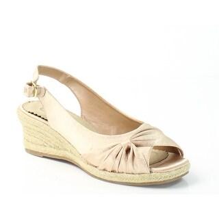 Bella Vita NEW Black Sangria Too Shoes Size 6.5N Wedges Sandals