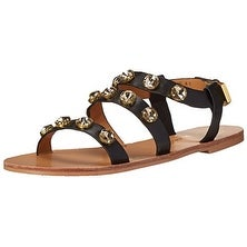 Report Signature Womens Zoran Open Toe Casual Slide Sandals - 6