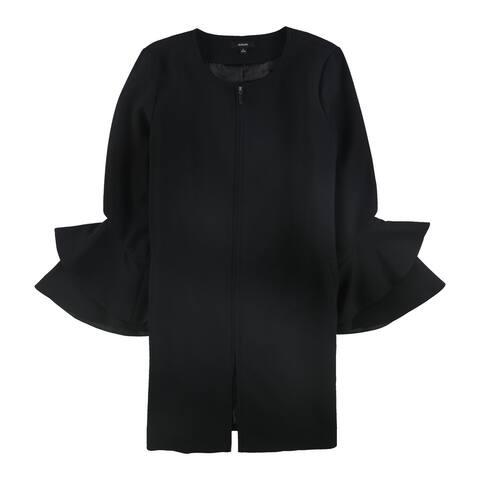 Alfani Womens Flared-Sleeve Jacket