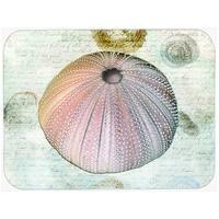Carolines Treasures SB3046LCB 15 x 12 in. Anemone Glass Cutting Board - Large