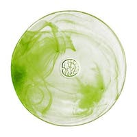 Kosta Boda Mine Dinner Plate - Lime Green