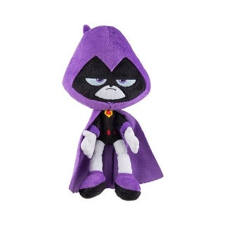 "Teen Titans Go! 7"" Plush: Raven - multi"