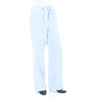 Womens Silver Wear To Work Pants Size 10