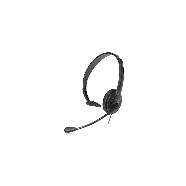 Panasonic KX-TCA400 Over The Head Headset w/ Noise-Canceling Microphone for KX-TG7000 Series