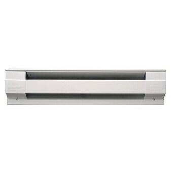 "Cadet 2F500-8W (11924) Electric Baseboard Heater, 30"", White"