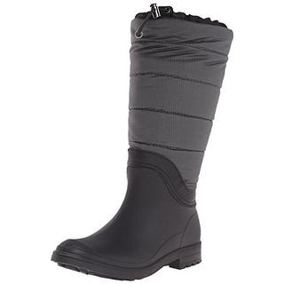Kamik Womens Leeds Rain Boots Insulated Mid-Calf