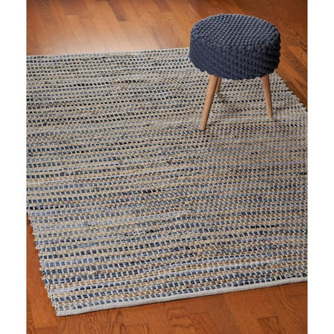 LR Home Vogue Woven Area Rug