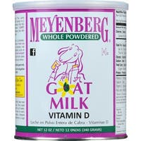 Meyenberg Goat Milk - Powdered - 12 oz - case of 12