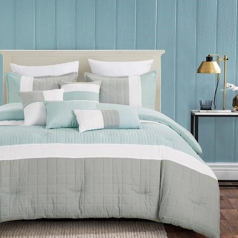 INAKI Luxury 7 Piece Comforter