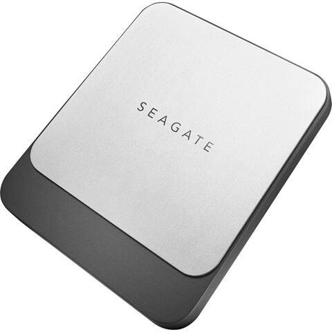 Seagate retail stcm500401 500gb seagate fast ssd usb 3.1 - Black