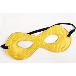 Reversible Pink/Yellow Half Mask