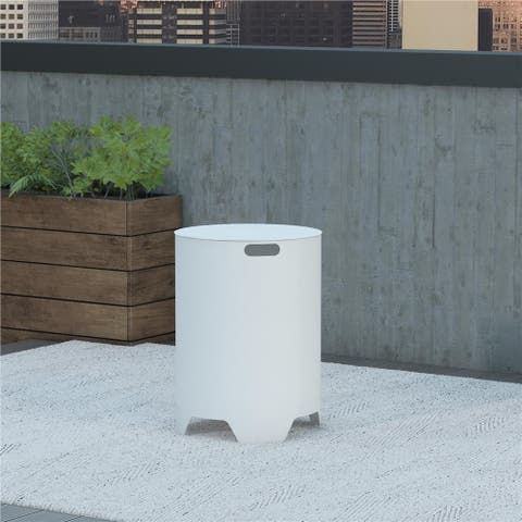 CosmoLiving by Cosmopolitan Astra Propane Tank Holder - N/A