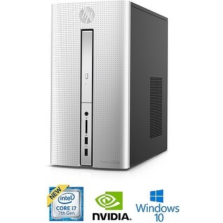 HP Pavilion 570-p047c Intel Core i7-7700, 16GB, 2TB HDD, NVIDIA 2GB, Win 10 PC