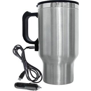 Brentwood Cmb-16C Electric Coffee Mug W/Wire Car Plug