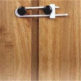 11002 Cabinet Slide Lock, Pack - 2