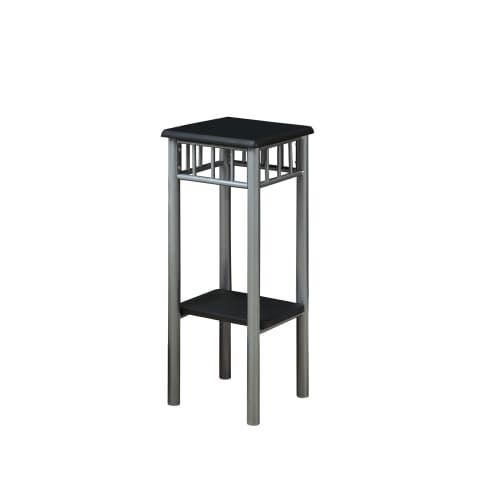 Monarch Specialties Side Table I 24 Inch Tall Round