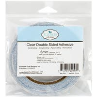 Elizabeth Craft Clear Double-Sided Adhesive Tape