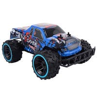 Costway RC Super High Speed Remote Control Sport Racing Buggy RTR - as pic