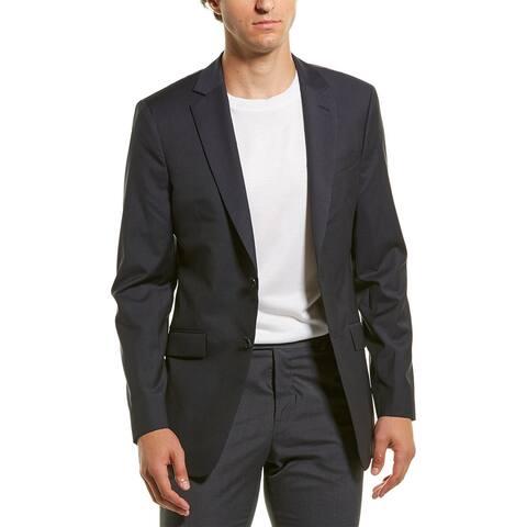 Theory Malcolm Pinstripe Wool Sport Coat