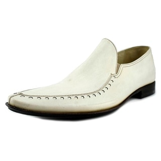 Fabi 2357 Round Toe Leather Loafer