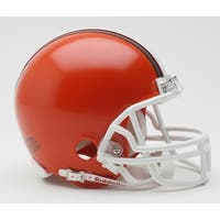Cleveland Browns 19752005 Throwback Riddell Mini Football Helmet