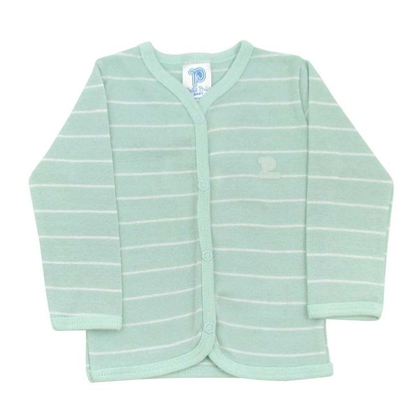 Baby Cardigan Unisex Infants Striped Sweater Pulla Bulla Sizes 0-18 Months