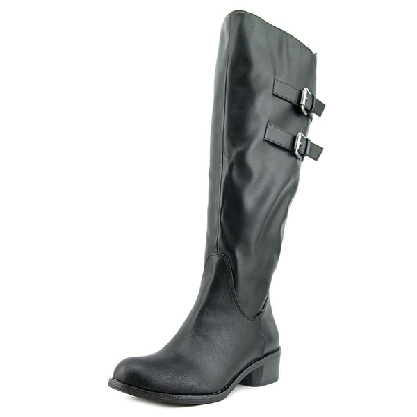 Style & Co. Womens Masen Almond Toe Knee High Fashion Boots
