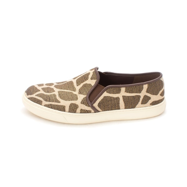 Cole Haan Womens C111688 Low Top Slip On Fashion Sneakers - 6