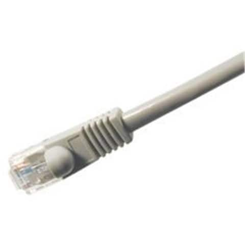 Comprehensive Cat5E 350 Mhz Snagless Patch Cable 14Ft Gray
