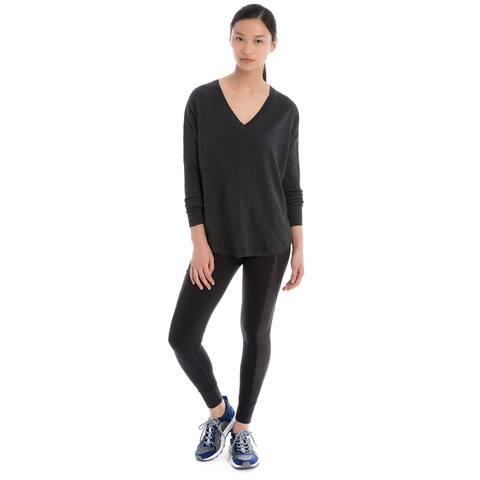 Lole Women's Martha Sweater - Black Heather