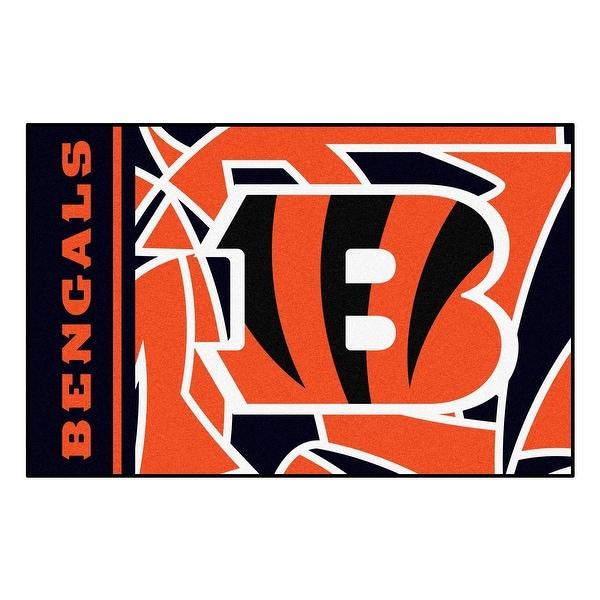 f7576700 NFL Cincinnati Bengals Starter Mat Rectangular Area Rug