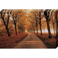 North American Art NC1047 24 x 36 in. Well Traveled