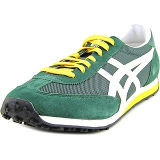 Onitsuka Tiger by Asics EDR 78 Men Round Toe Suede Green Sneakers