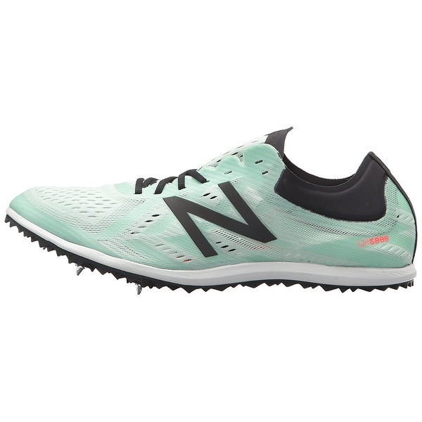 New Balance Womens WLD5KBP5 Fabric Low Top Lace Up Running Sneaker