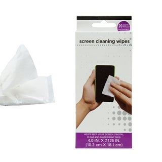 Perfect For Cleaning And Polishing Screen Cleaning Wipes
